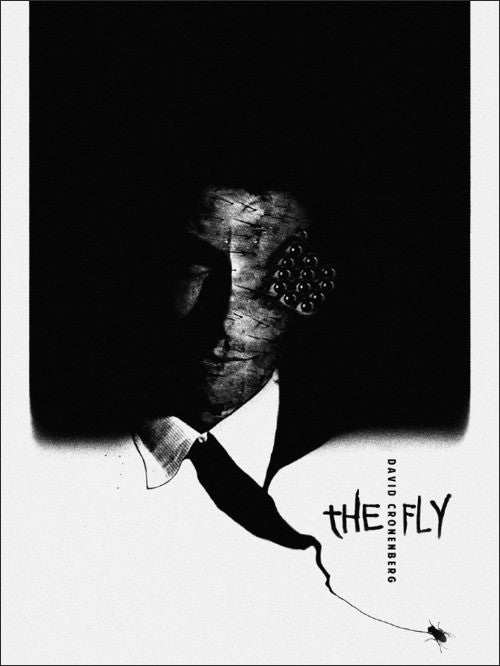 The Fly Jay Shaw poster