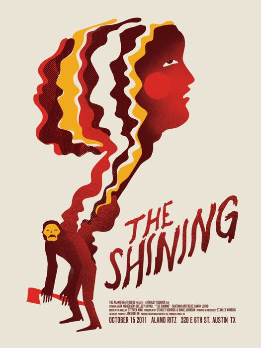 The Shining We Buy Your Kids poster