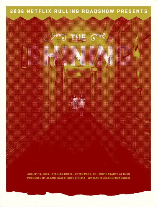 The Shining Aesthetic Apparatus poster