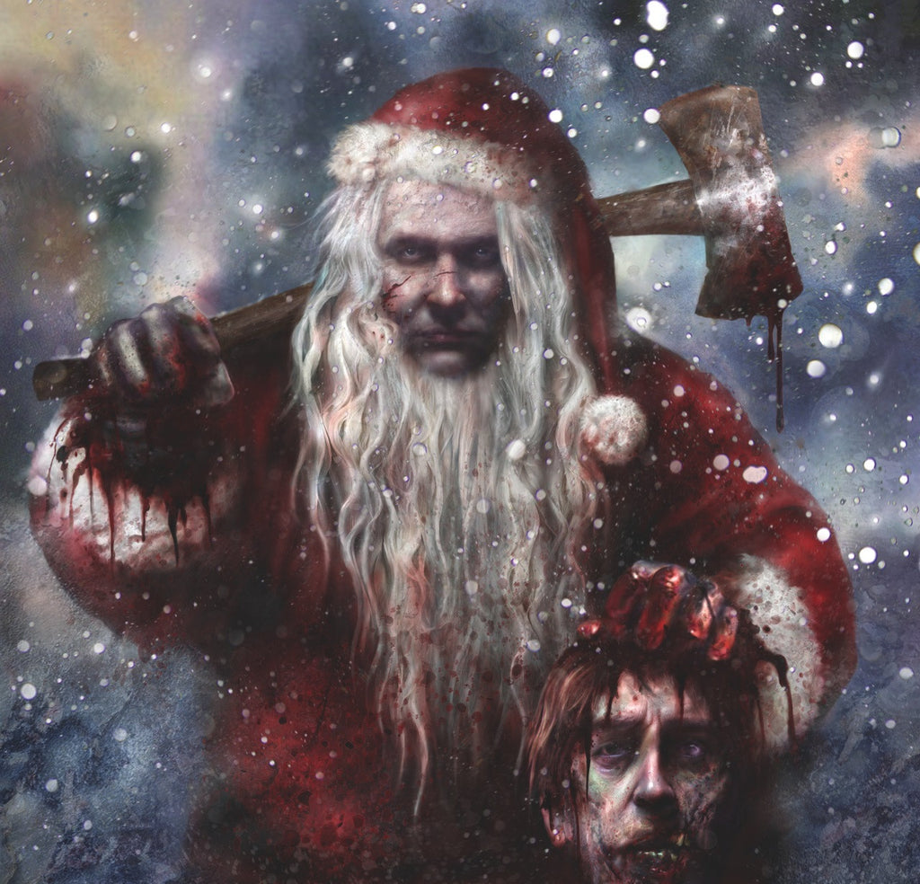Silent Night Deadly Night 2XLP