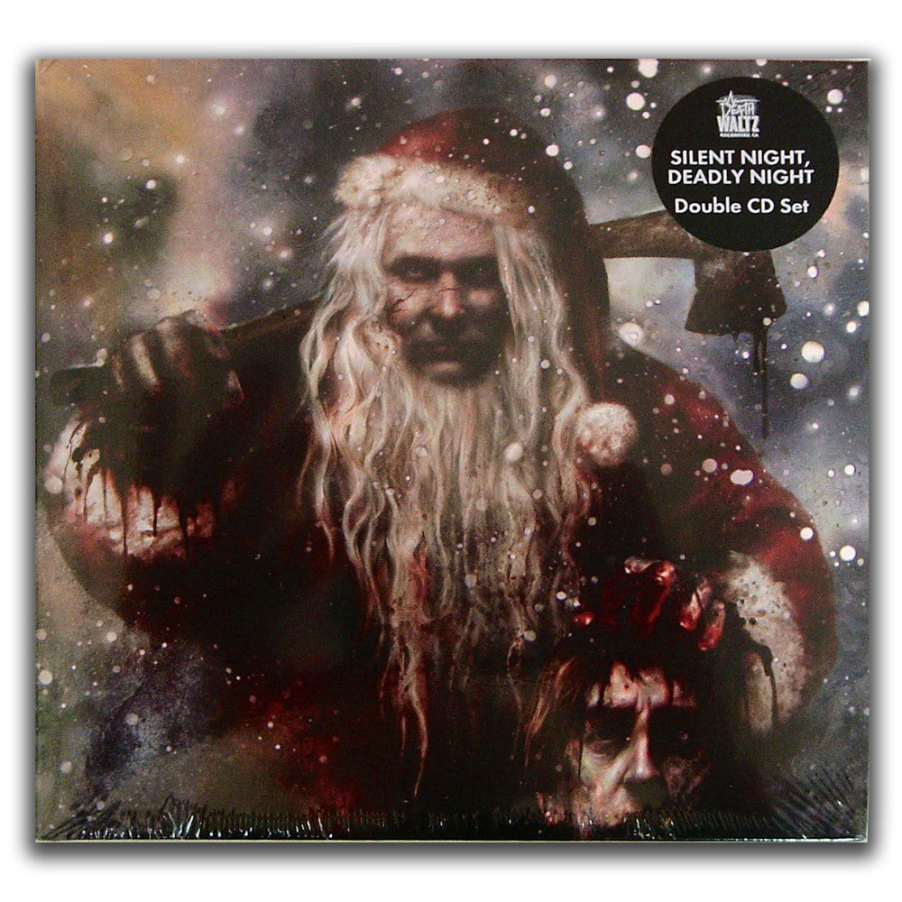 Silent Night Deadly Night Double CD Set