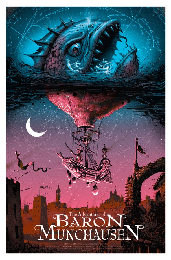 The Adventures of Baron Munchausen Variant