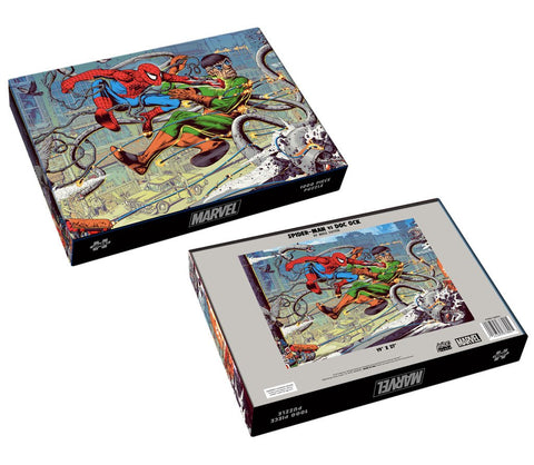 Spider-Man vs. Doc Ock 1000-Piece Puzzle (Pre-Order)