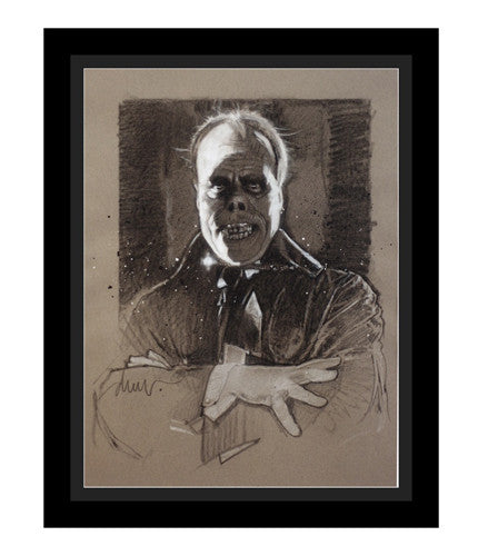 The Phantom of the Opera Drew Struzan OG