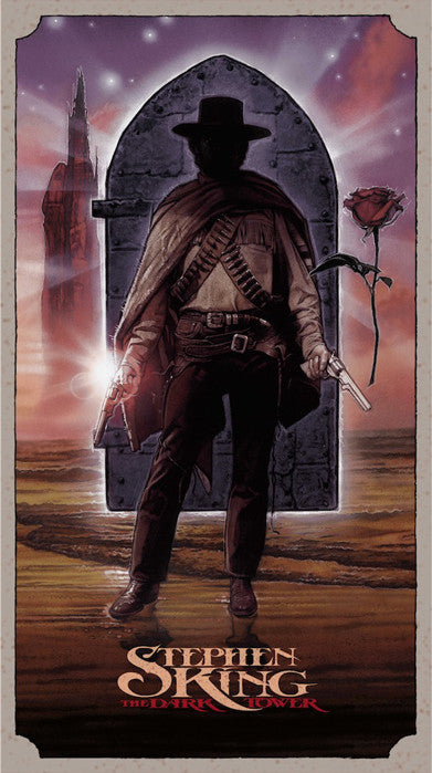 The Dark Tower Drew Struzan poster