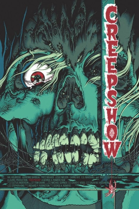 Creepshow   Variant Mike Sutfin poster