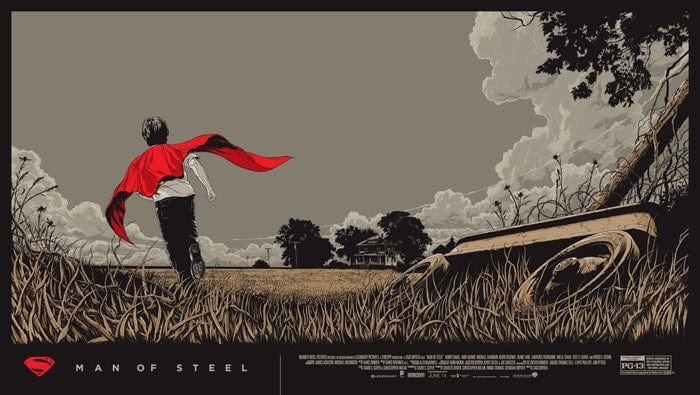 Man of Steel   Taylor Ken Taylor poster