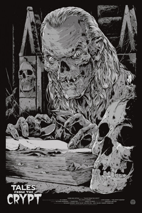 Tales from the Crypt   Variant Taylor Ken Taylor poster