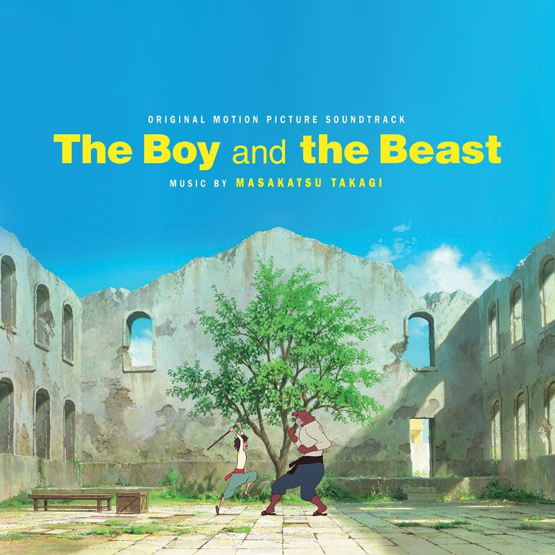 The Boy And The Beast - Original Motion Picture Soundtrack LP