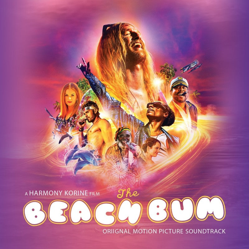 The Beach Bum - Original Motion Picture Soundtrack LP