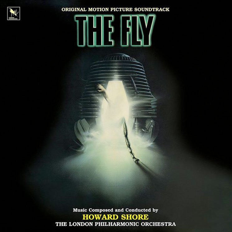 The Fly - Original Motion Picture Soundtrack LP