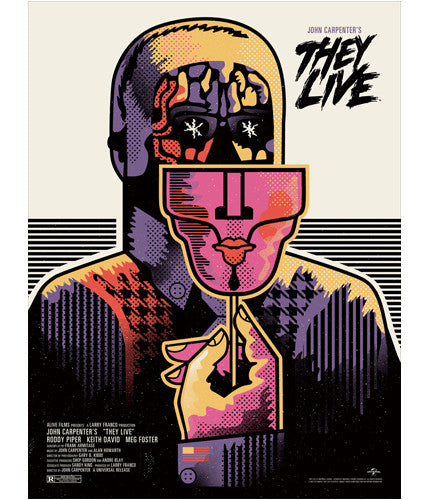 They Live We Buy Your Kids poster