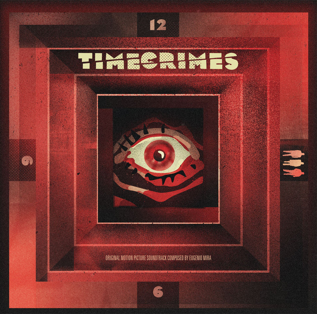 Timecrimes - Original Motion Picture Soundtrack LP