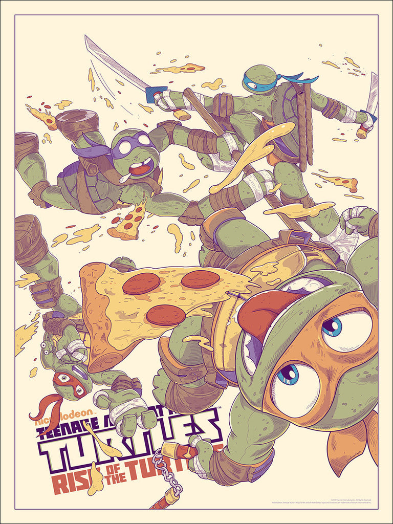 TMNT: Rise of the Turtles