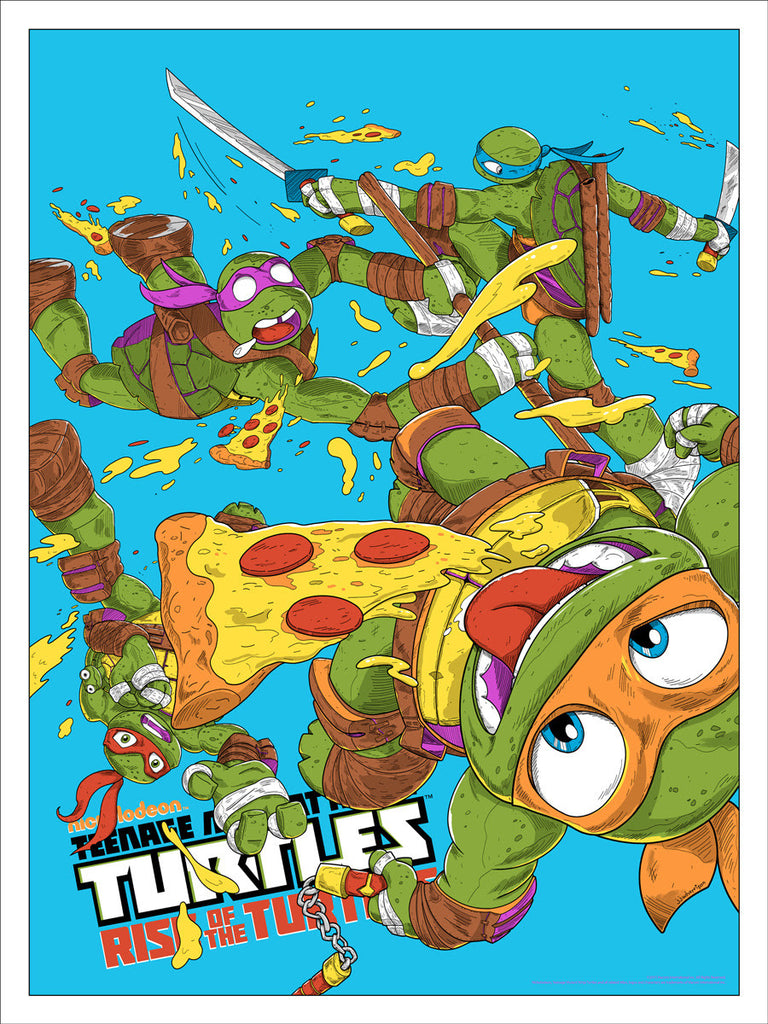 TMNT: Rise of the Turtles (Variant)