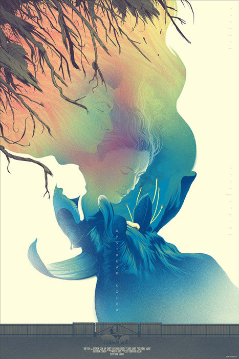Upstream Color Kevin Tong poster
