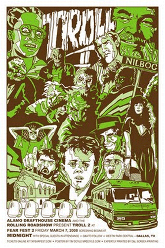 Troll 2 Tim Doyle poster