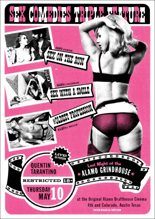 Sex Comedies Triple Feature Lil Tuffy poster