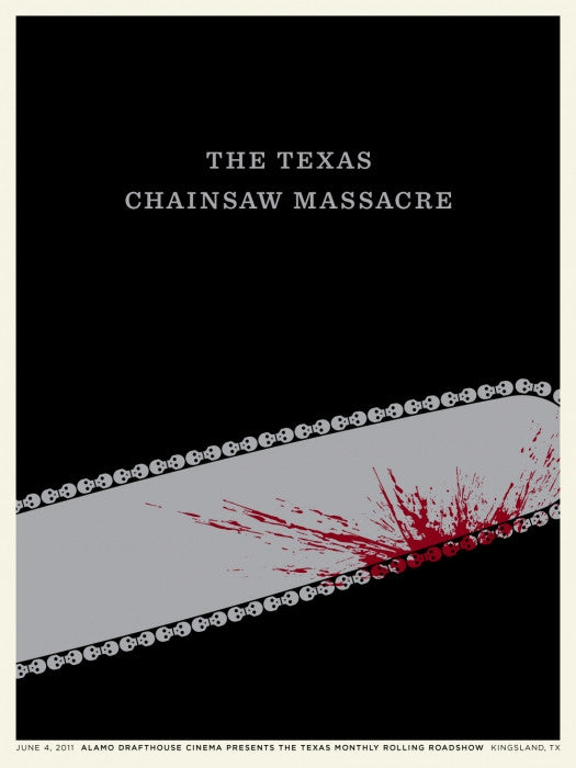 The Texas Chainsaw Massacre Jason Munn poster