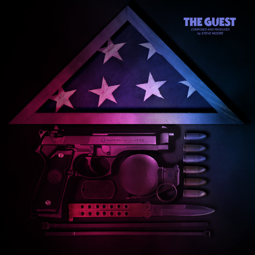 The Guest - Original Motion Picture Soundtrack LP