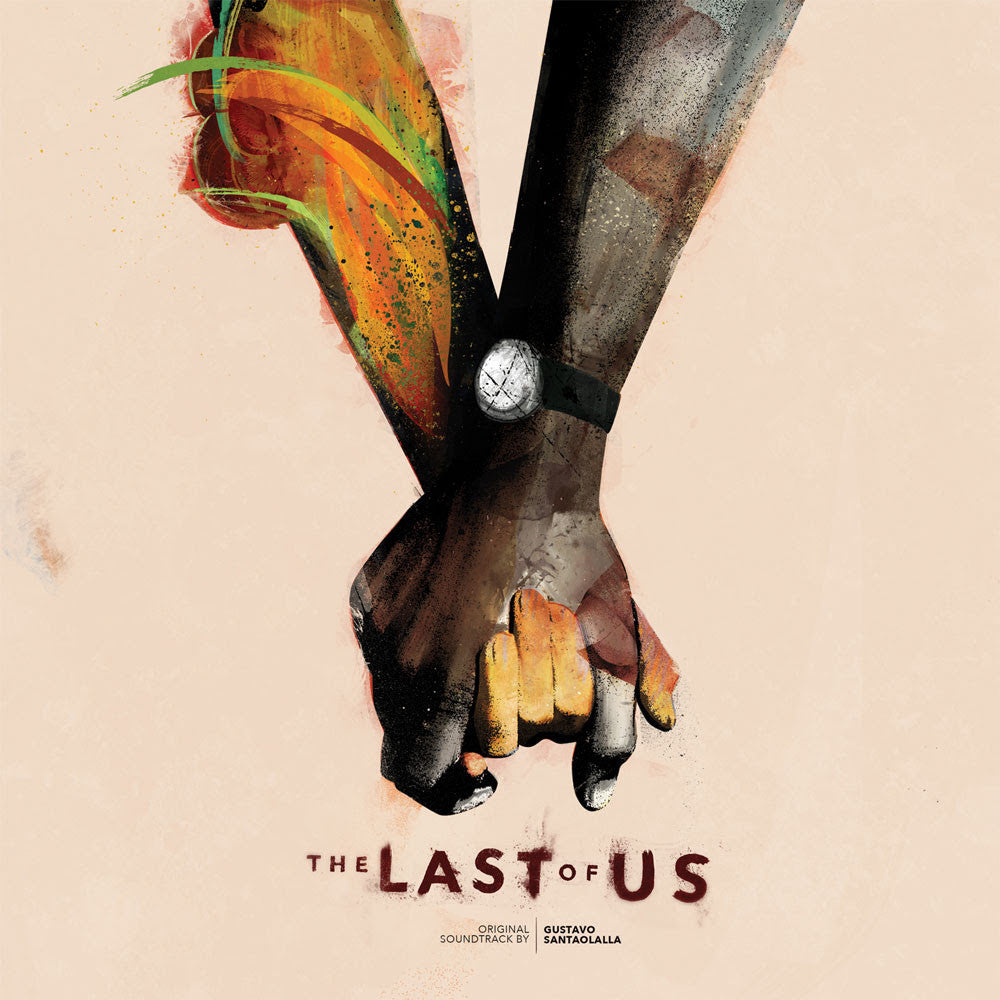 The Last Of Us 4xlp Original Soundtrack Mondo
