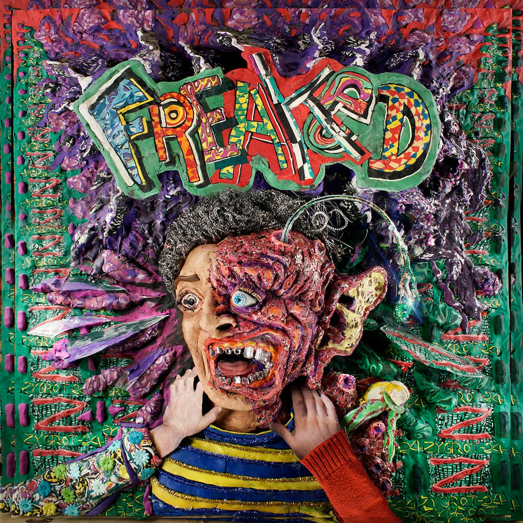Freaked – Original Motion Picture Soundtrack 2XLP