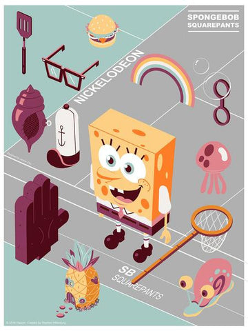 SpongeBob SquarePants (Version 1)