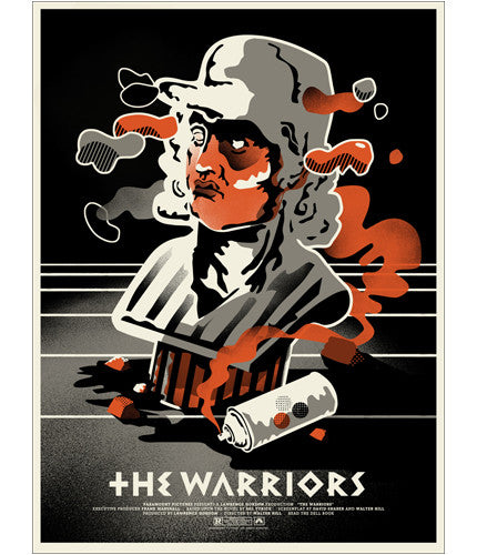 The Warriors We Buy Your Kids poster