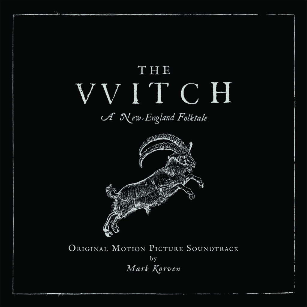 The Witch - Original Motion Picture Soundtrack LP