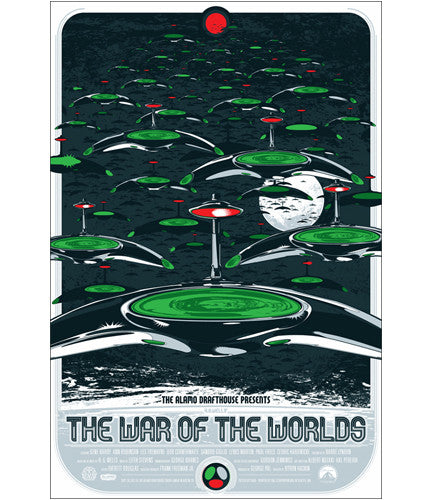 War of the Worlds Kako poster