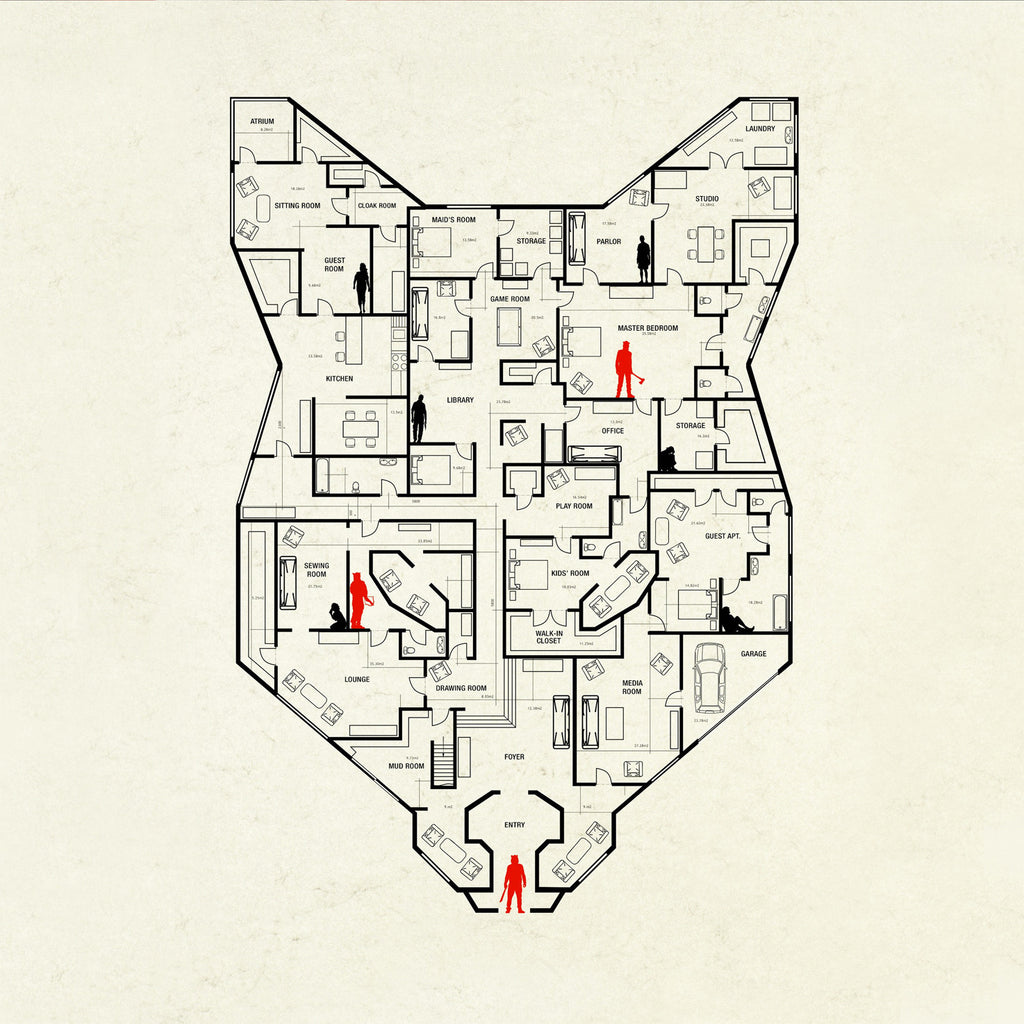 You're Next - Original Motion Picture Soundtrack LP