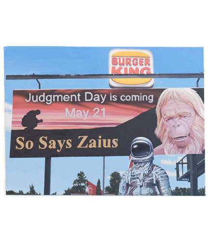 So Says Zaius Scott Listfield OG