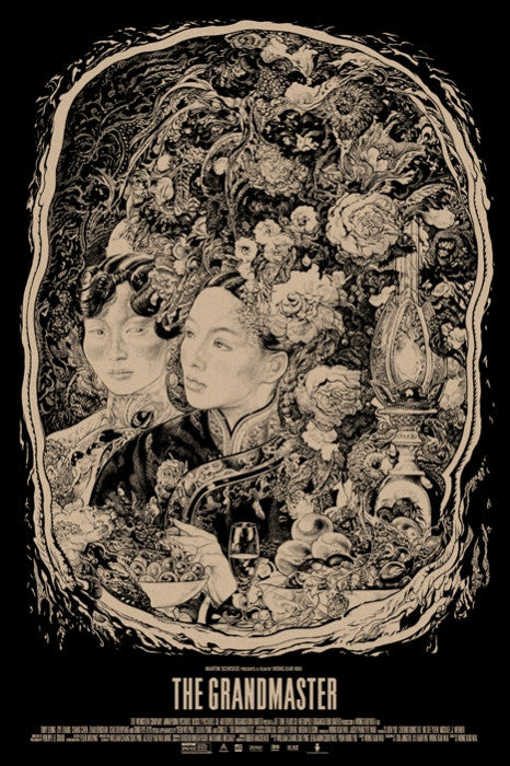 The Grandmaster English Version Vania Zouravliov poster