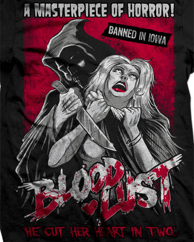 Guys Bloodlust T-Shirt  - 1