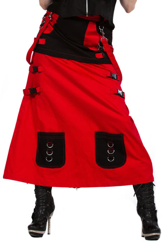 Dead Threads skirt zip off SC-9620  - 1