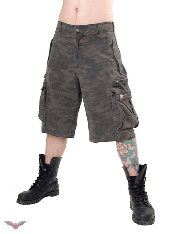 Queen of Darkness cargo trousers