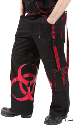 Dead Threads Biohazard Trousers TT-9475  - 1