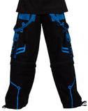 Dead Threads Cyber Trousers Blue TT-9564  - 2
