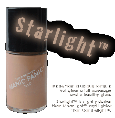 Manic Panic Gothic Foundation Starlight