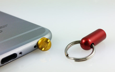 Pluggy Lock Ambassador Chrome