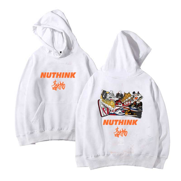 Hip hop regular thick hoodies Chinese style poison print Hoodies Harajuku Sweatshirt Streetwear Hoodies dropshipping men clothes