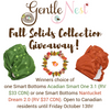 Smart Bottoms Fall Solids Collection Giveaway!
