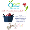 Öko Creations' Made in Canada Giveaway!