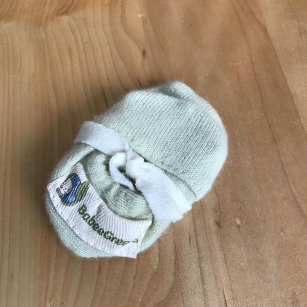 BabeeGreens Upcycled Cashmere Booties