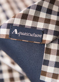 Aquascutum of London Official Club Check Tie - menINOUTfit.com  - 3