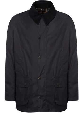 Barbour Ashby Blu Giubbotto