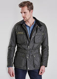 Barbour Giubbotto International Blackwell Wax Steve McQueen - menINOUTfit.com  - 2