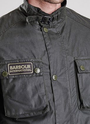 Barbour International Giacca