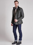 Barbour Giubbotto International Blackwell Wax Steve McQueen - menINOUTfit.com  - 3