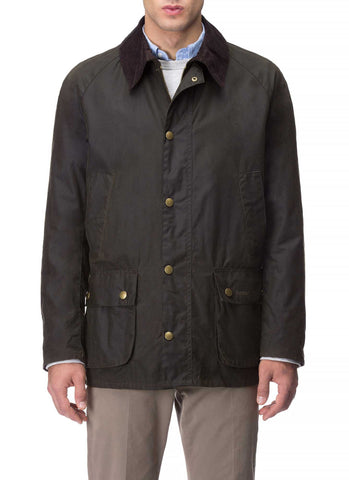 Barbour Ashby Verde Giubbotto